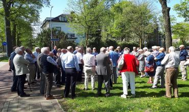 Ledenvergaderingen in Wageningen