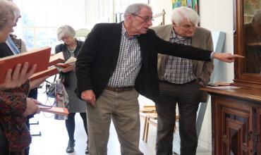 Tentoonstelling over het Nut geopend in Nationaal Onderwijsmuseum